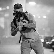Nick Rotta videographer and creative professional