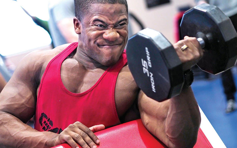 Train Like A Bodybuilder Supplementary Image 1